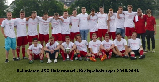 A-Junioren JSG Untermosel S15/16