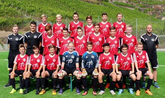 C1-Junioren JSG Untermosel S16/17